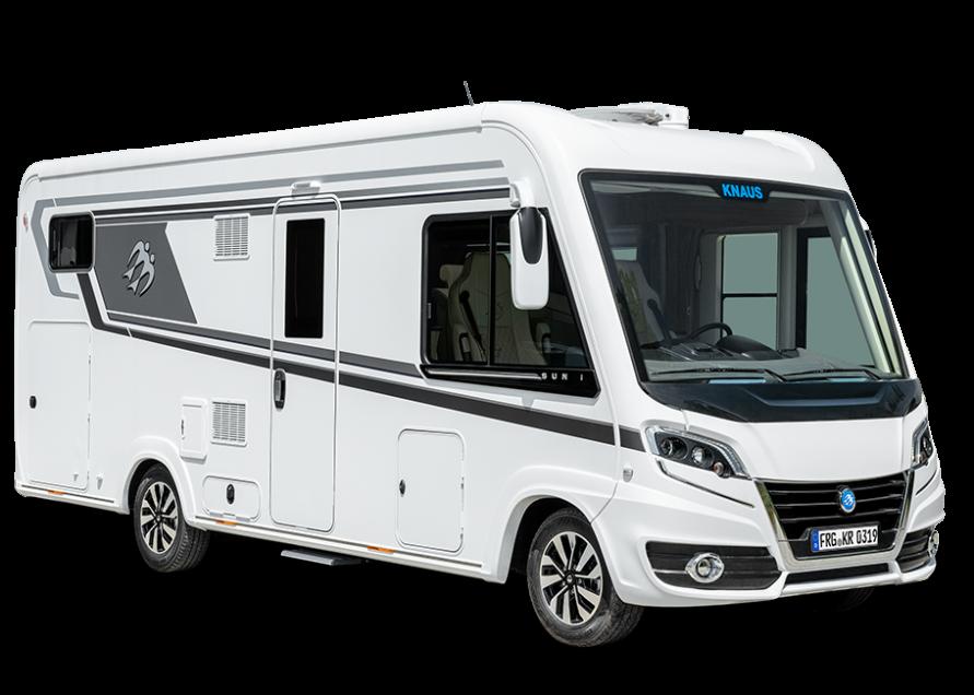 Wohnmobil Knaus für Ihren Campingurlaub