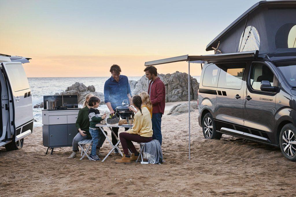 Camper Urlaub