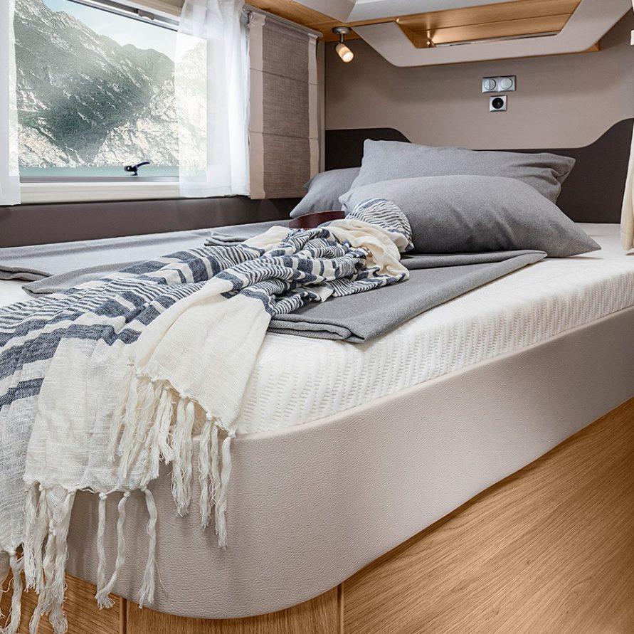 Wohnmobil Bett